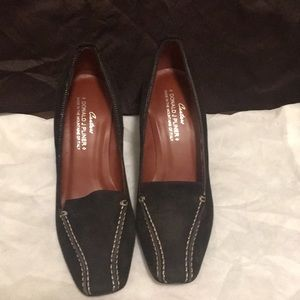 Brand new Donald J Pliner heels four inches